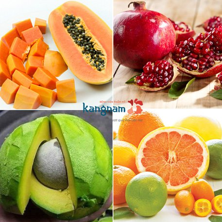 ăn quả gì chống lão hoá