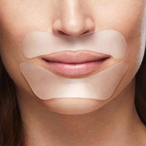 cách làm giảm nếp nhăn khóe miệng