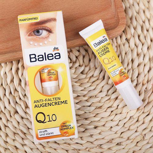 Kem chống nhăn vùng mắt Balea Q10