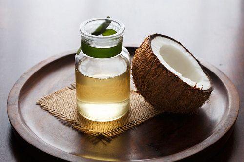 trẻ hóa da với dầu dừa