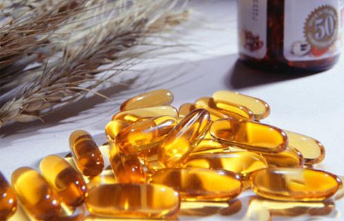 mặt nạ vitamin e và yến mạch