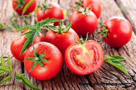 mặt nạ cà chua có bắt nắng không