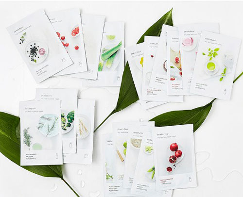 mặt nạ innisfree review