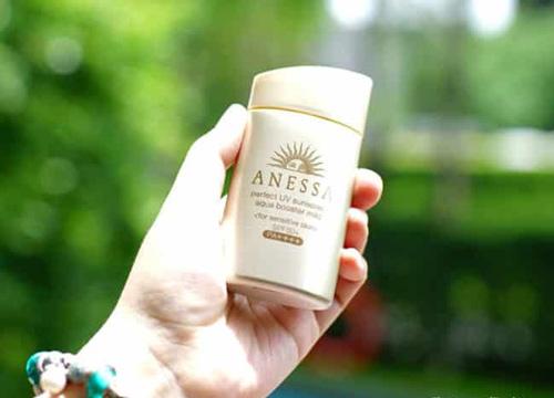 kem chống nắng anessa cho da khô