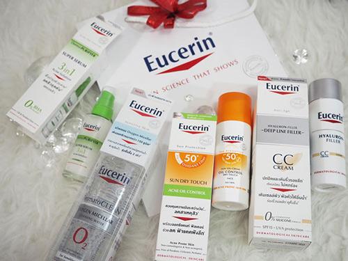 kem chống nắng của eucerin